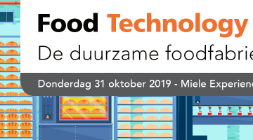 VMT-event Foodtechnology, de duurzame foodfabriek