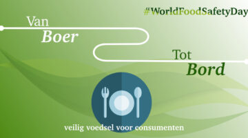 "Vandaag is het ""World Food Safety Day"""